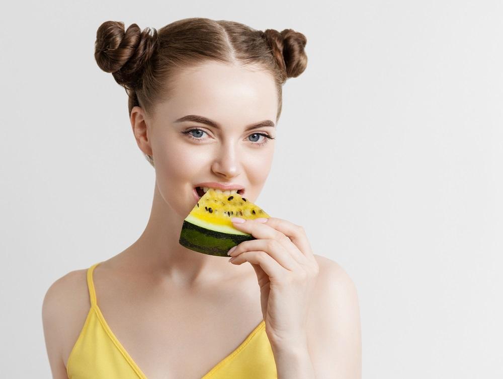 relación entre fruta y salud bucodental